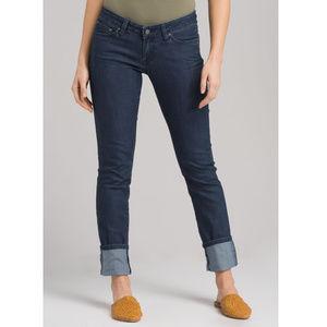 Size 8 NEW prAna Women's Kara Jean Pants Low Rise